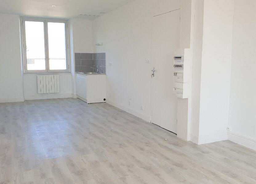 Appartement à louer 56m2 à Spézet
