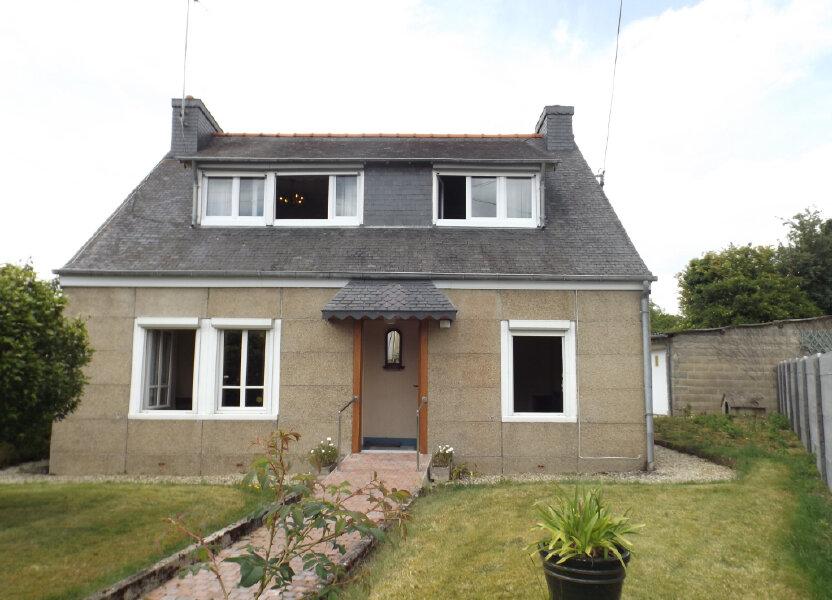 Maison à vendre 100m2 à Guingamp