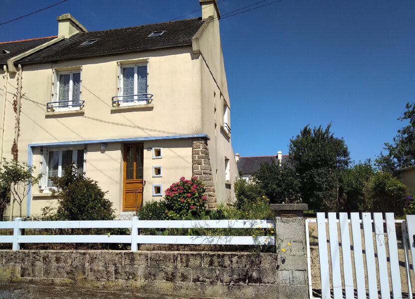 Maison à louer 75m2 à Carhaix-Plouguer