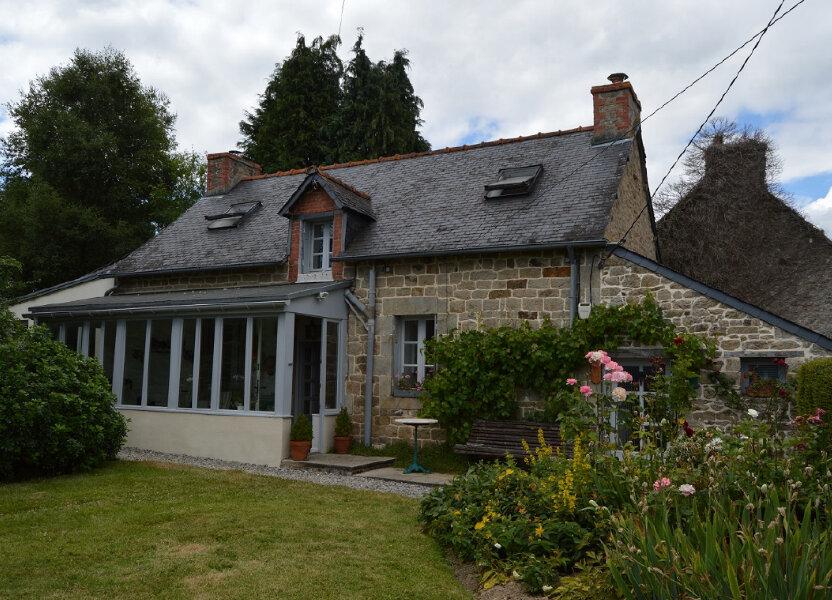 Maison à vendre 142.93m2 à Glomel