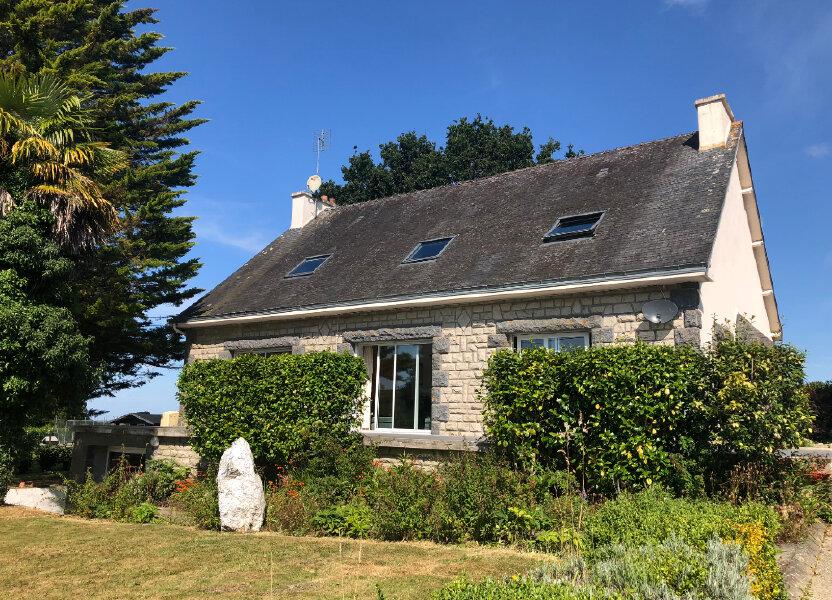 Maison à vendre 165m2 à Plévin