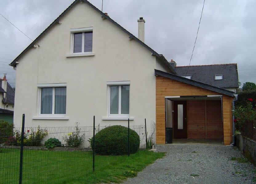 Maison à louer 64.92m2 à Carhaix-Plouguer