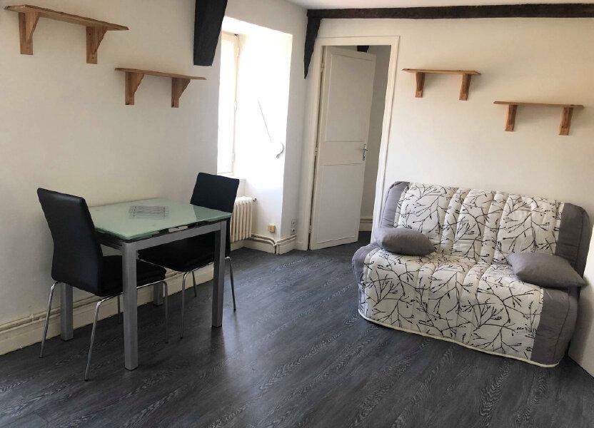 Appartement à louer 26m2 à Guingamp