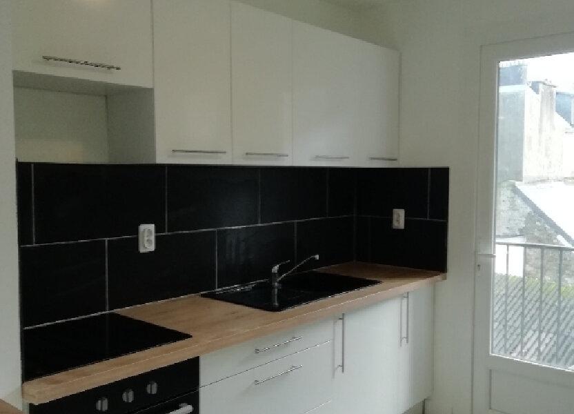 Appartement à louer 57m2 à Carhaix-Plouguer