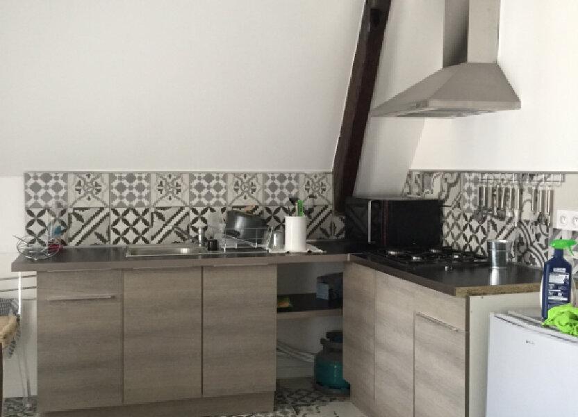 Appartement à louer 33m2 à Guingamp