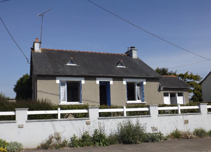 Maison à vendre 90m2 à Pommerit-le-Vicomte