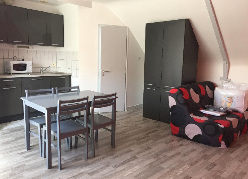 Appartement à louer 19.46m2 à Guingamp