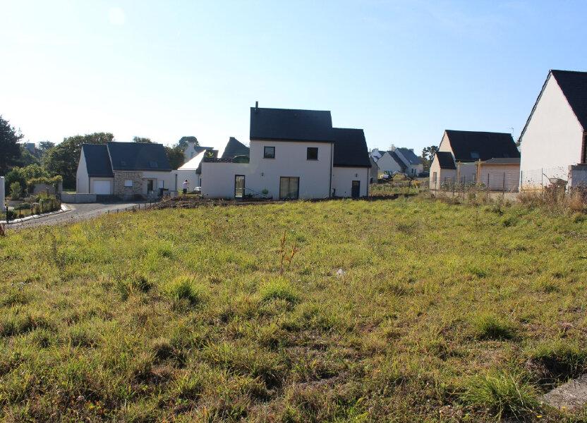 Terrain à vendre 670m2 à Saint-Quay-Portrieux