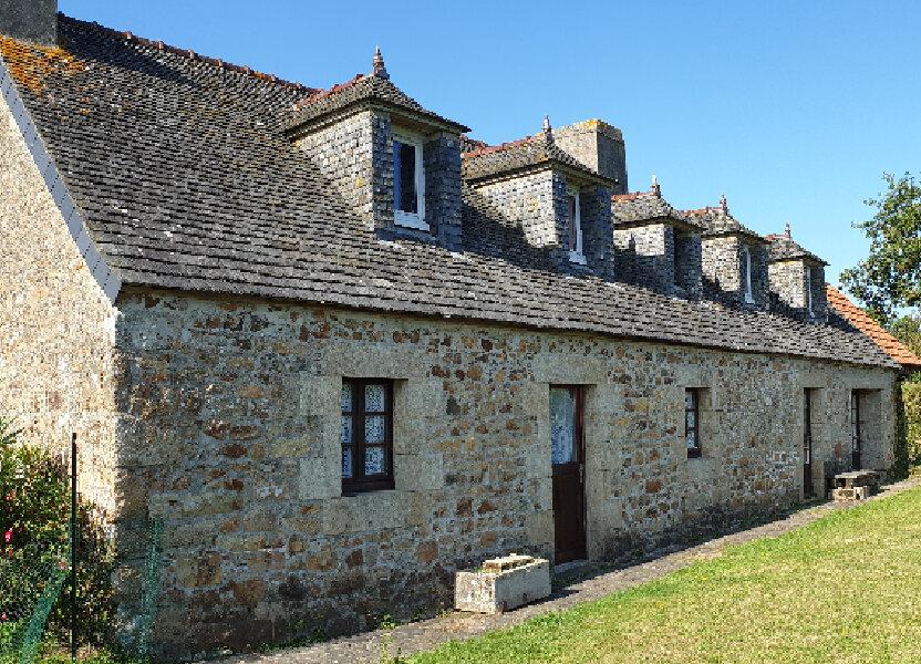 Maison à vendre 160m2 à Plougasnou