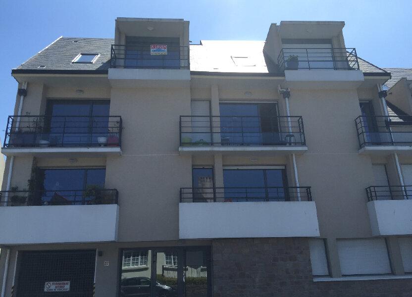 Appartement à louer 27m2 à Perros-Guirec