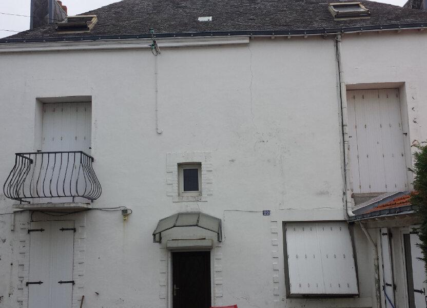 Immeuble à vendre 180m2 à Saint-Nazaire