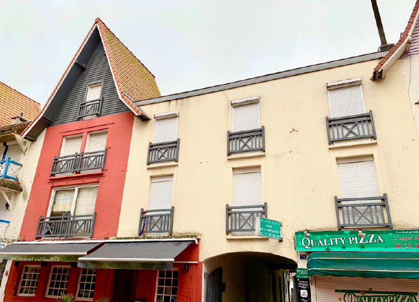 Appartement à vendre 81.15m2 à Le Touquet-Paris-Plage