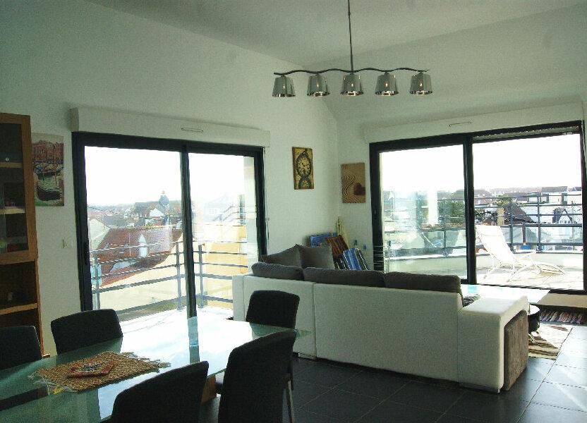 Appartement à vendre 62m2 à Merlimont