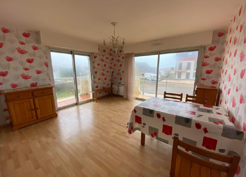 Appartement à louer 38m2 à Cucq