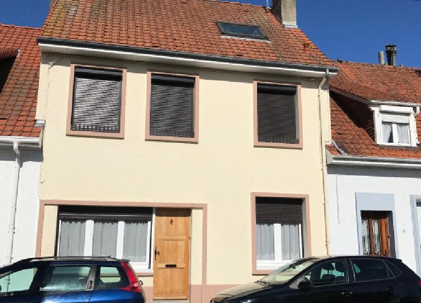 Maison à vendre 130m2 à Étaples