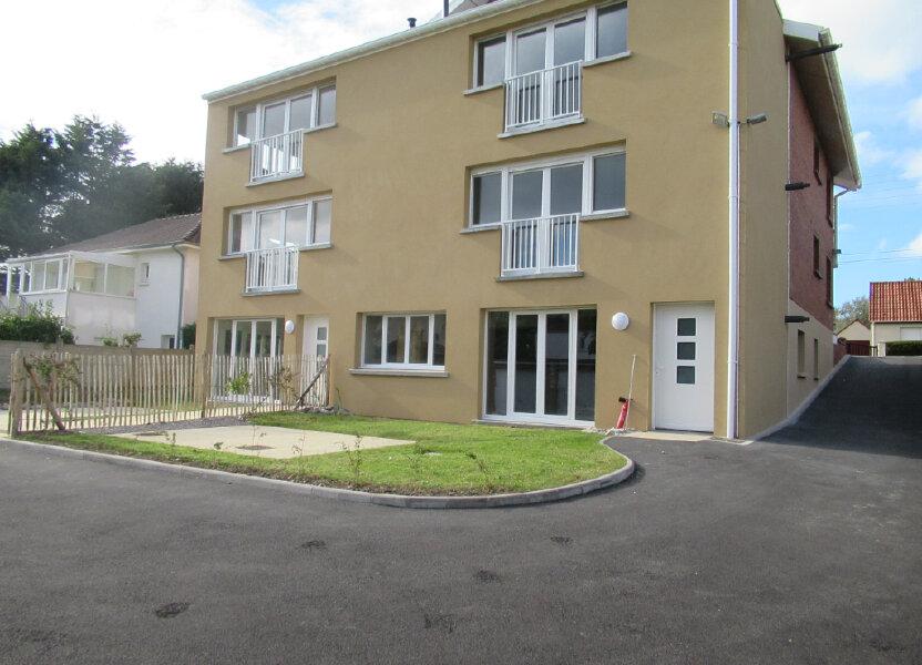 Appartement à louer 95m2 à Cucq