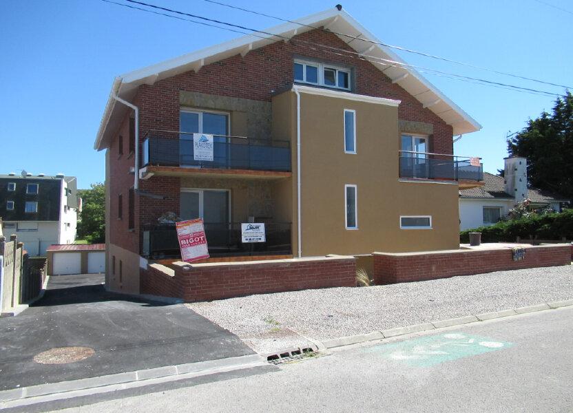 Appartement à louer 86m2 à Cucq