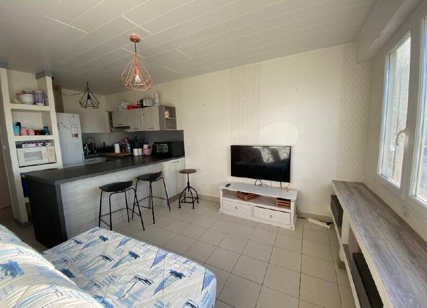 Appartement à louer 35m2 à Cucq