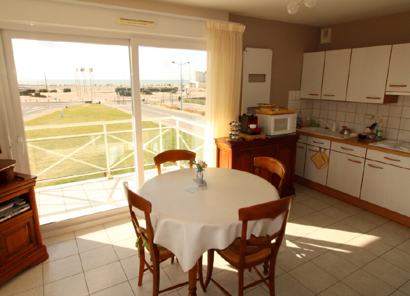 Appartement à vendre 40m2 à Cucq