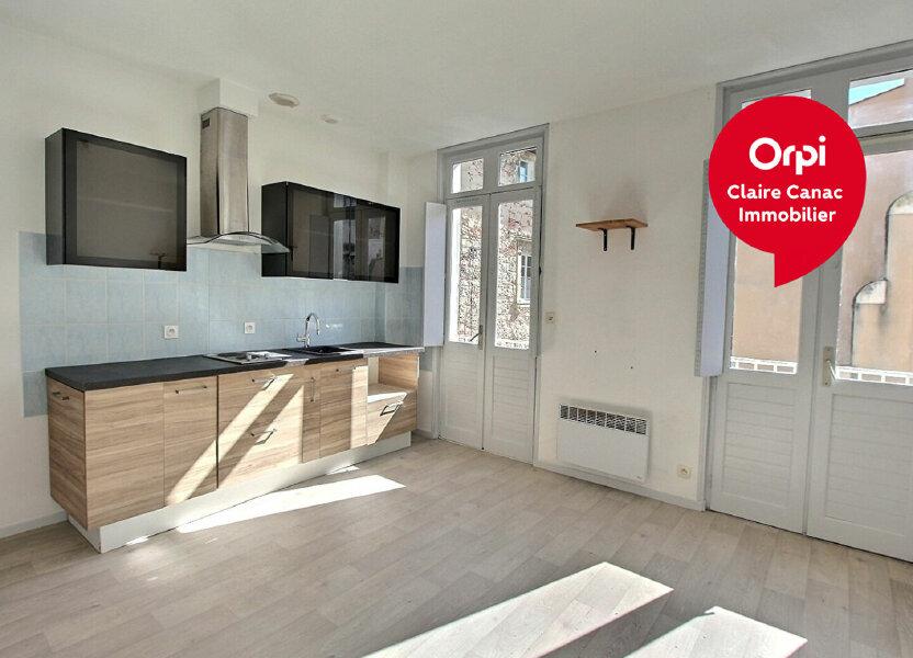 Appartement à louer 38.56m2 à Castres