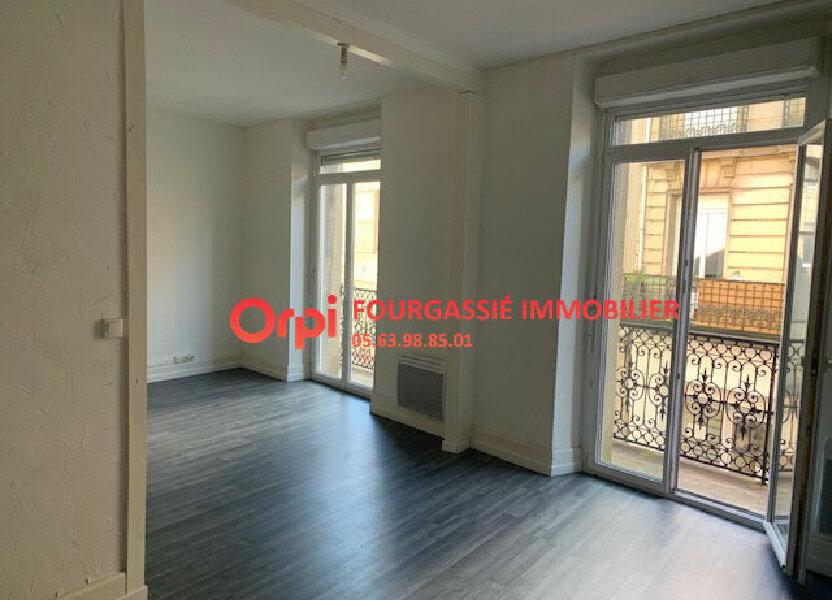 Appartement à louer 52m2 à Mazamet