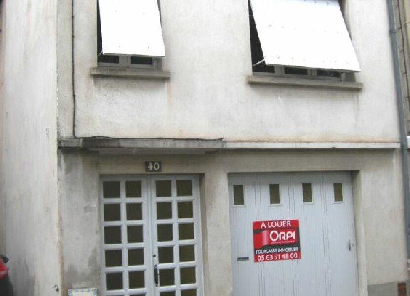 Maison à louer 91m2 à Castres