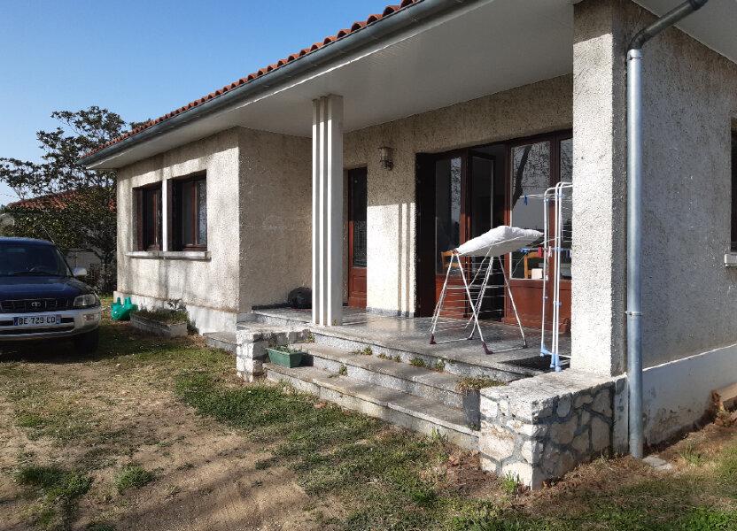 Maison à louer 80m2 à Saint-Paul-Cap-de-Joux