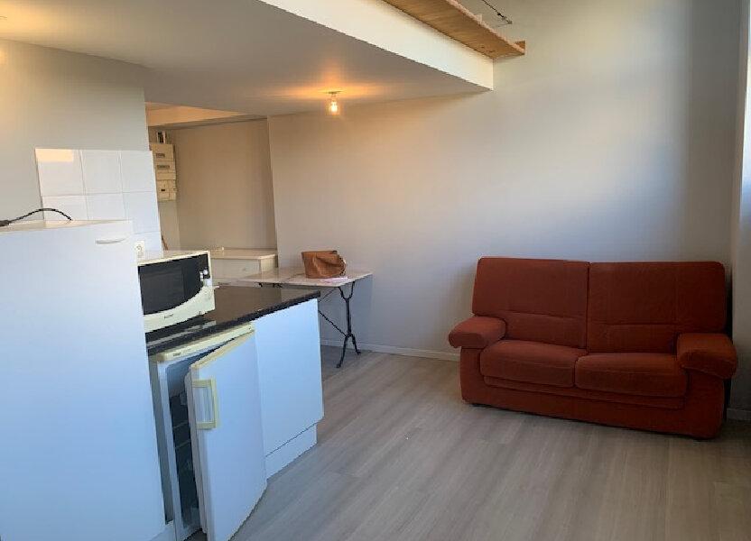 Appartement à louer 35m2 à Aussillon