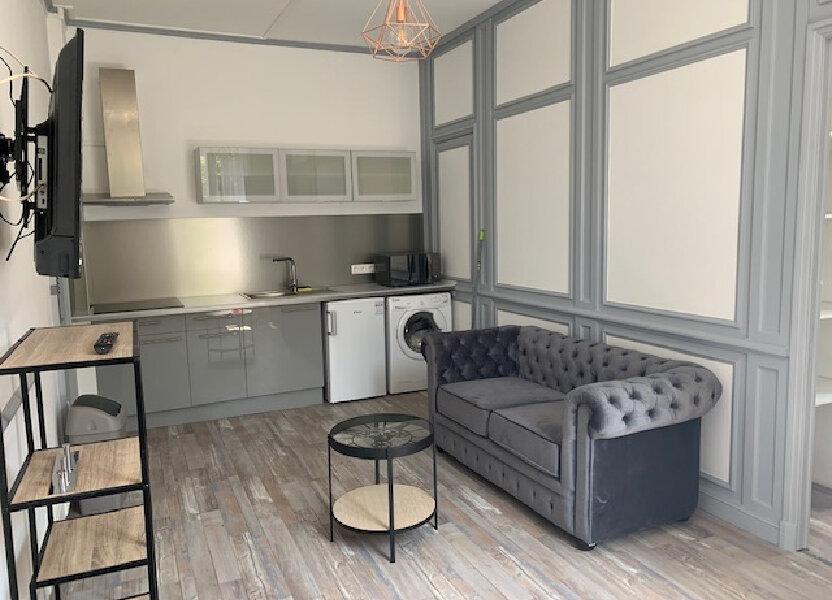 Appartement à louer 40m2 à Mazamet