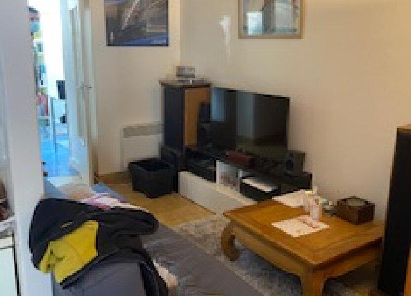 Appartement à louer 29m2 à Équeurdreville-Hainneville