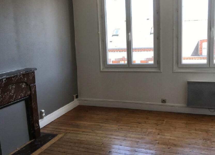 Appartement à louer 46m2 à Cherbourg-Octeville