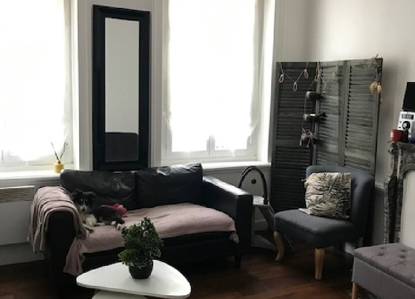 Appartement à louer 59m2 à Cherbourg-Octeville