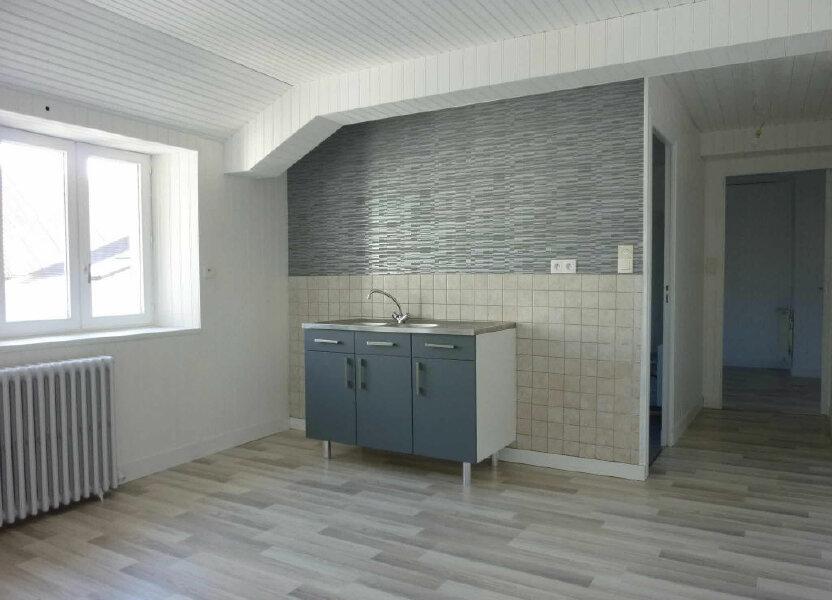 Appartement à louer 40m2 à Quettehou
