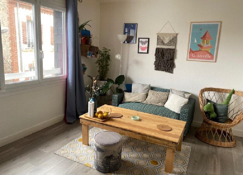 Appartement à louer 27.45m2 à Cherbourg-Octeville