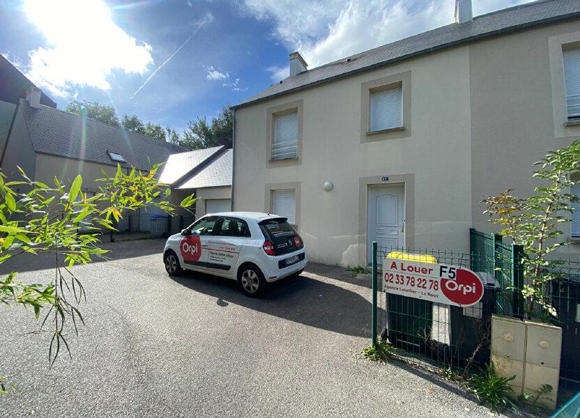Maison à louer 83.39m2 à Équeurdreville-Hainneville