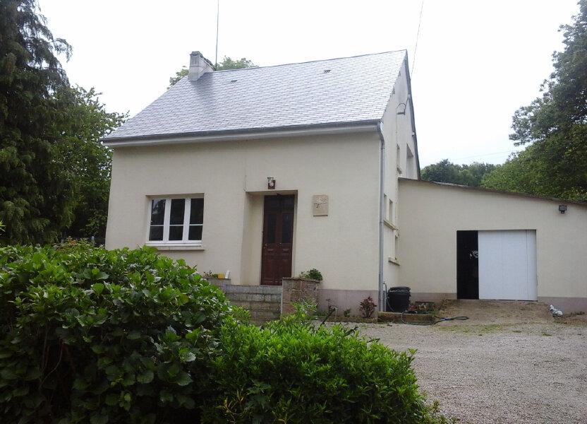 Maison à vendre 87m2 à Le Vicel