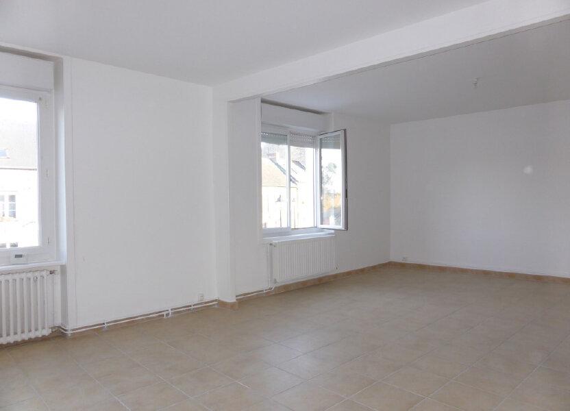 Appartement à louer 82.57m2 à Quettehou