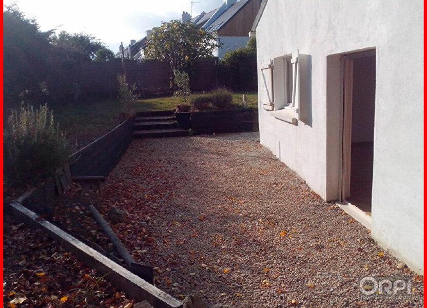 Maison à louer 92.22m2 à Saint-Gildas-de-Rhuys