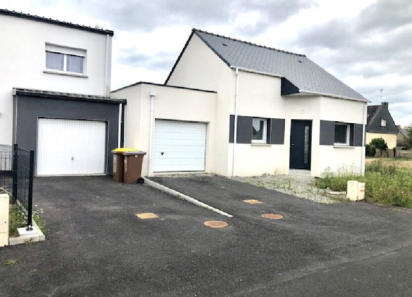 Maison à vendre 89m2 à Saint-Vincent-sur-Oust
