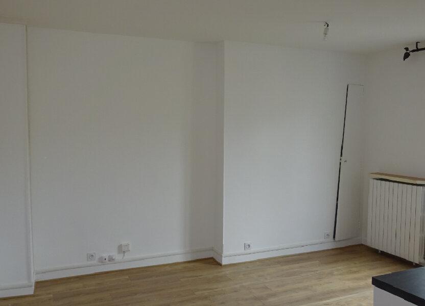 Appartement à louer 39.15m2 à Paris 17