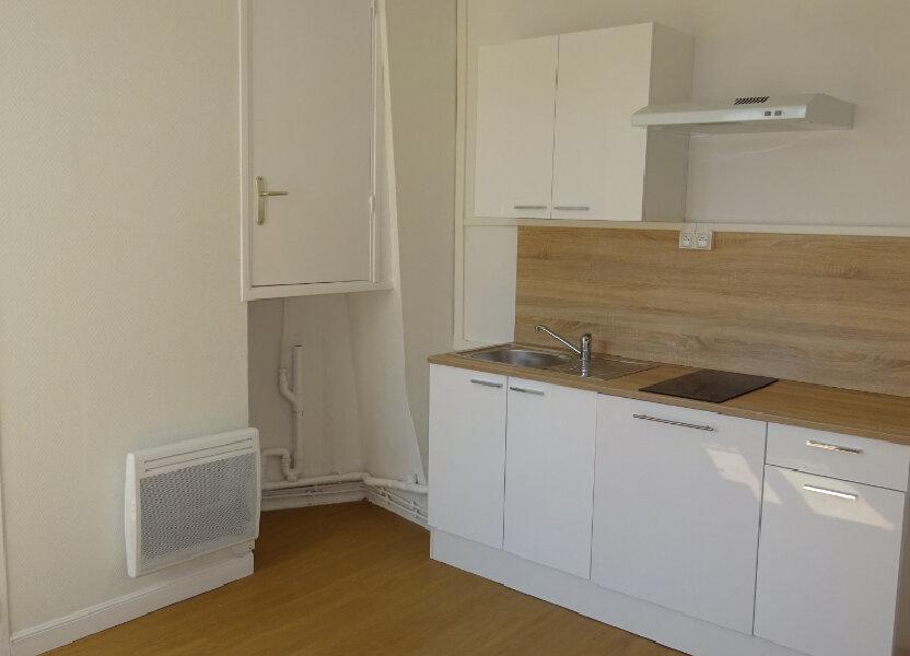 Appartement à louer 34.01m2 à Saint-Ouen