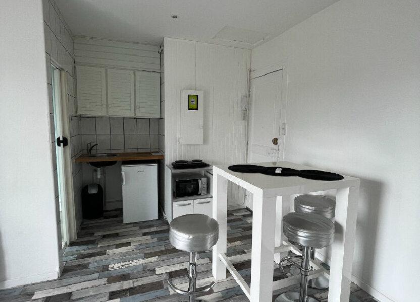 Appartement à louer 19.09m2 à Saint-Ouen