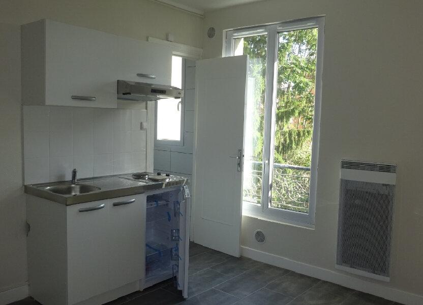 Appartement à louer 23.58m2 à Saint-Ouen