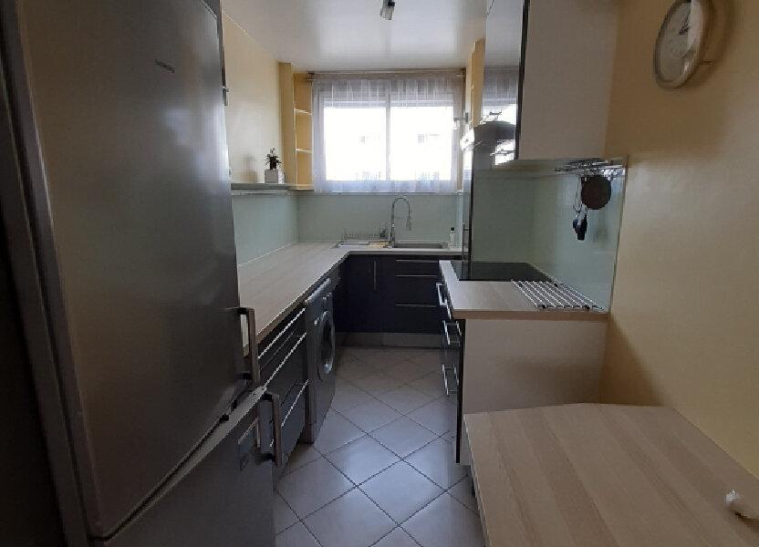 Appartement à louer 47.28m2 à Issy-les-Moulineaux