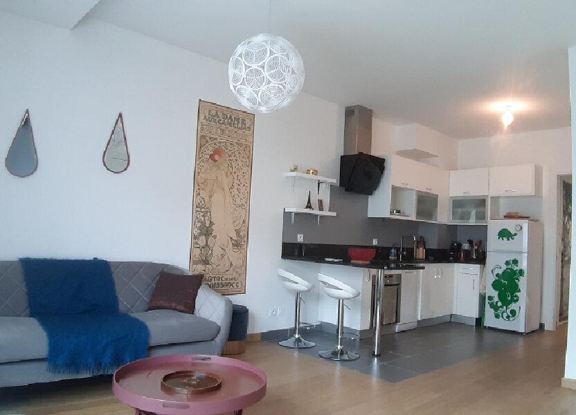 Appartement à louer 60.04m2 à Issy-les-Moulineaux
