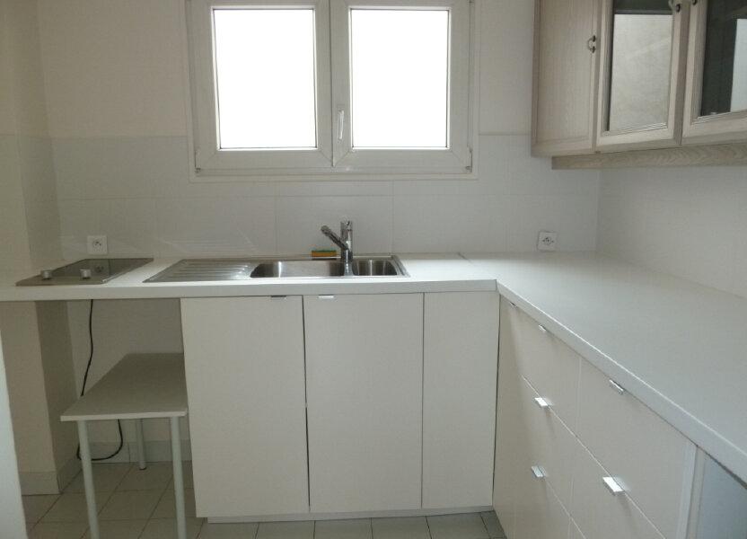 Appartement à louer 50.35m2 à Issy-les-Moulineaux