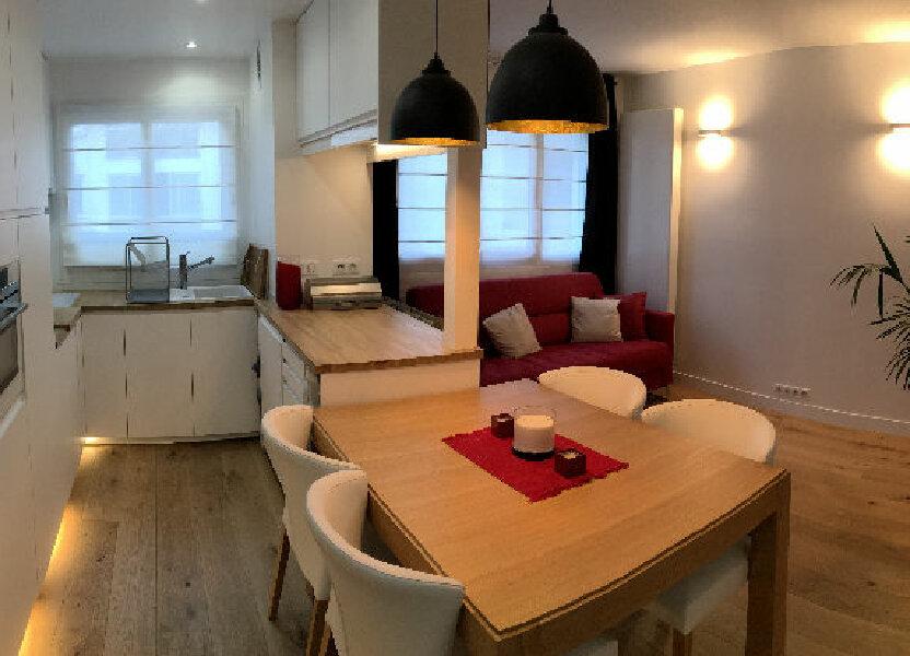 Appartement à louer 36.57m2 à Boulogne-Billancourt