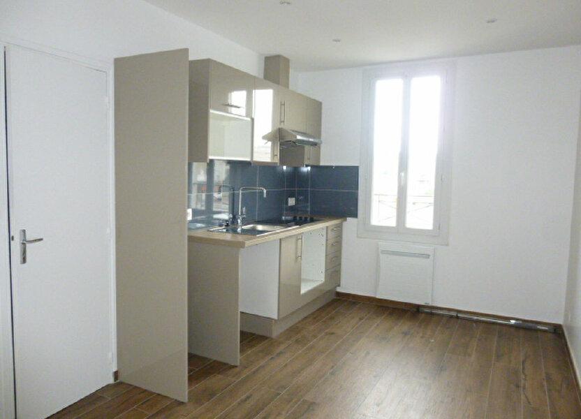 Appartement à louer 22.57m2 à Issy-les-Moulineaux