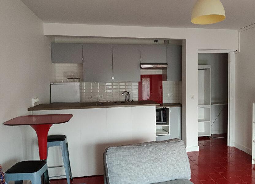 Appartement à louer 37.88m2 à Sceaux
