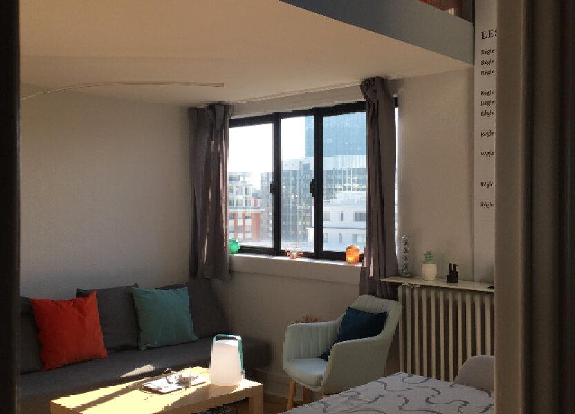 Appartement à louer 37.74m2 à Paris 15